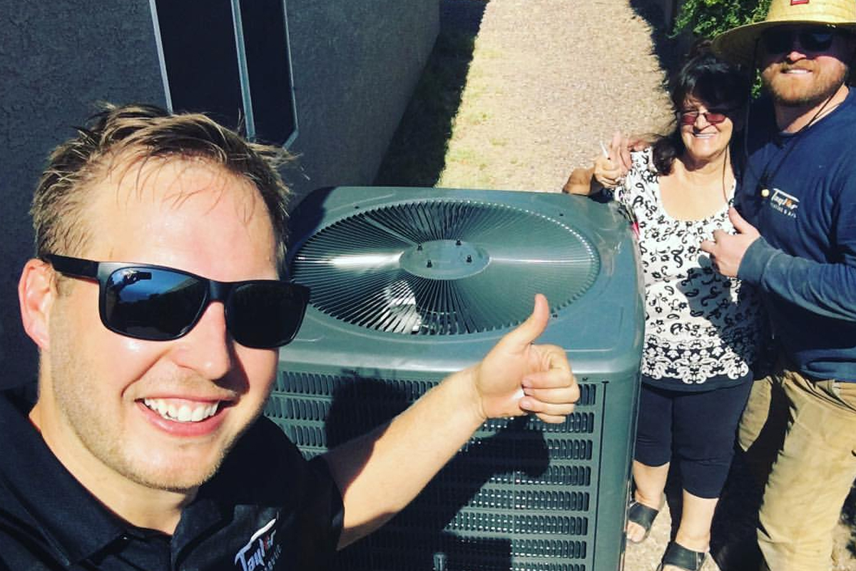 Four things to look for when you're hiring an HVAC pro!