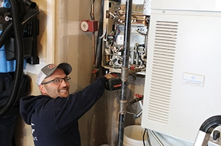Tankless Water Heater Install 6